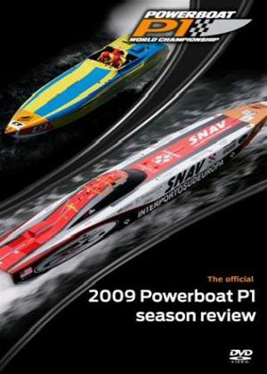 Rent Powerboat P1 World Championship Review 2009 Online DVD Rental