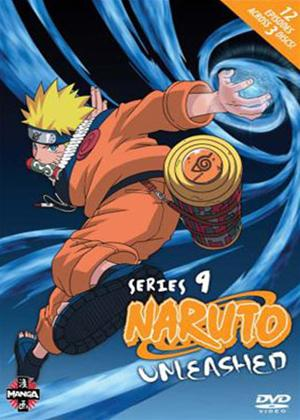 Rent Naruto Unleashed: Series 9 Online DVD Rental