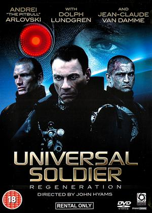 Rent Universal Soldier Regeneration Online DVD Rental