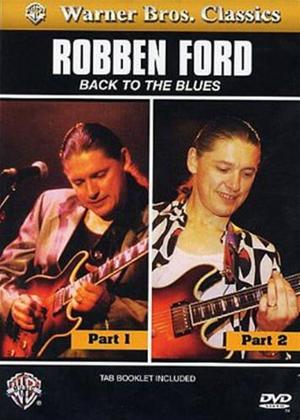 Rent Robben Ford: Back to the Blues Online DVD Rental