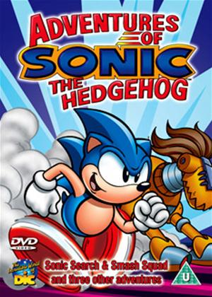 Rent Sonic the Hedgehog: Sonic Search Online DVD Rental