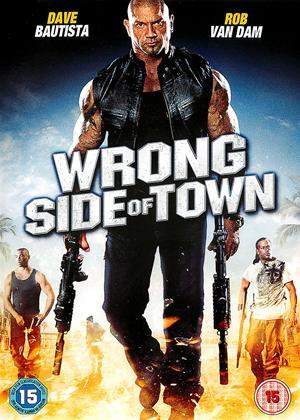Rent Wrong Side of Town Online DVD Rental