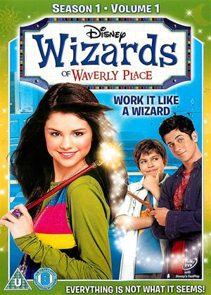 Rent Wizards of Waverly Place: Series 1: Vol.1 Online DVD Rental