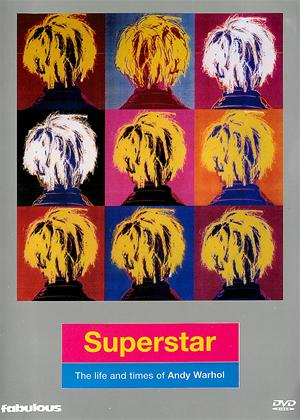Rent Superstar: The Life and Times of Andy Warhol Online DVD Rental