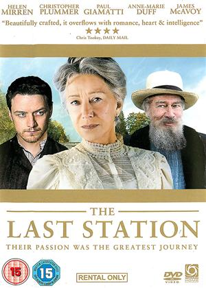 Rent The Last Station Online DVD & Blu-ray Rental