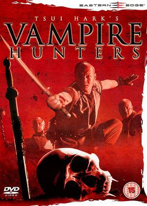 Rent Vampire Hunters (aka Tsui Hark's Vampire Hunters) Online DVD Rental
