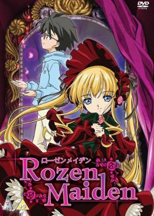 Rent Rozen Maiden: Vol.2 Online DVD Rental