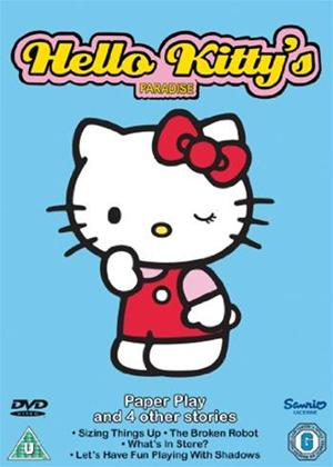 Rent Hello Kitty's Paradise: Paper Play and 4 Other Stories Online DVD Rental
