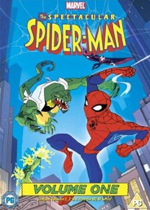 Rent Spectacular Spider Man: Vol.1 Online DVD Rental