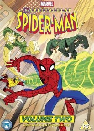 Rent Spectacular Spider Man: Vol.2 Online DVD Rental