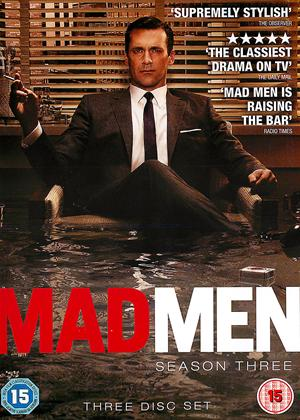 Rent Mad Men: Series 3 Online DVD Rental
