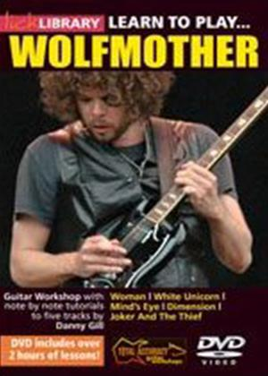 Rent Learn to Play Wolfmother Online DVD Rental