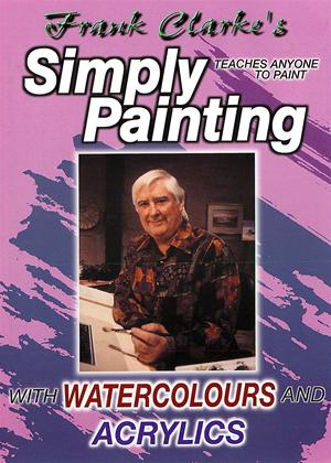 Rent Simply Painting with Watercolours and Acrylics Online DVD Rental