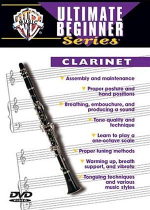 Rent Ultimate Beginner Series: Clarinet Online DVD Rental