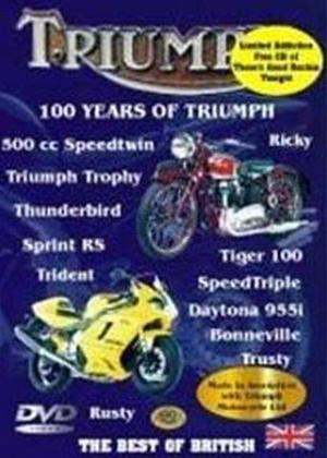 Rent 100 Years of Triumph Online DVD Rental