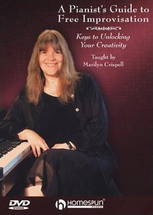 Rent Pianist's Guide to Free Improvisation: Taught by Marilyn Crispell Online DVD Rental