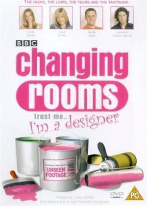 Rent Changing Rooms: Trust Me, I'm a Designer Online DVD Rental