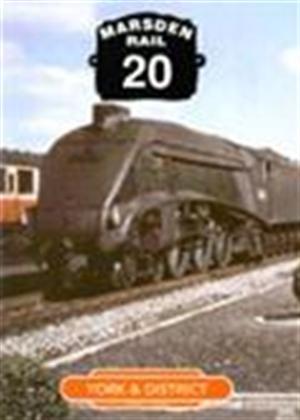 Rent Marsden Rail 20: York and District Online DVD Rental