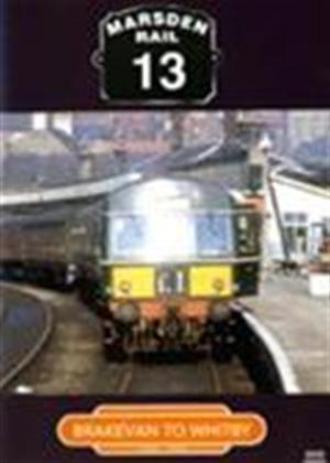 Rent Marsden Rail 13: Brakevan to Whitby Online DVD Rental