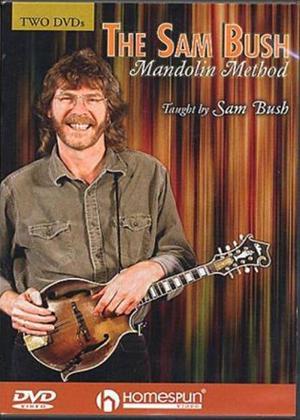 Rent The Sam Bush Mandolin Method Online DVD Rental