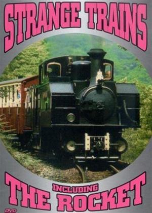 Rent Strange Trains Online DVD Rental