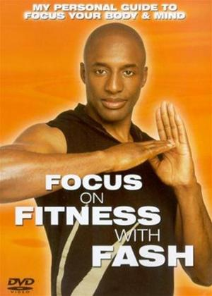 Rent Focus on Fitness with Fash Online DVD Rental