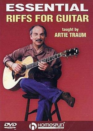 Rent Artie Traum: Essential Riffs for Guitar Online DVD Rental