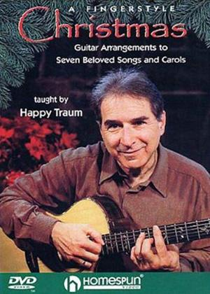 Rent Happy Traum: A Fingerstyle Christmas Online DVD Rental