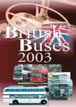 Rent British Buses 2003 Online DVD Rental