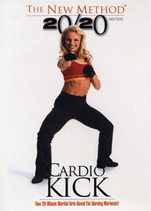 Rent The New Method 20/20: Cardio Kick Online DVD Rental
