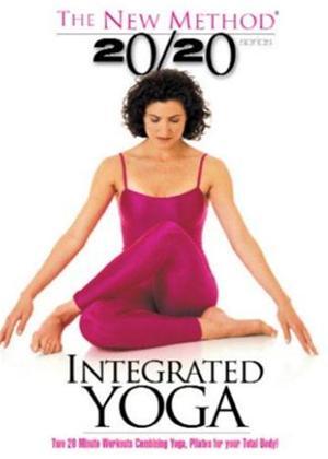 Rent The New Method 20/20: Integrated Yoga Online DVD Rental