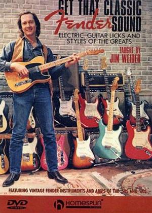 Rent Jim Weider: Get That Classic Fender Sound Online DVD Rental