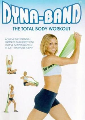 Rent Dyna-Band Total Body Workout Online DVD Rental
