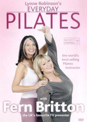 Rent Lynne Robinson's Everyday Pilates with Fern Britton Online DVD Rental