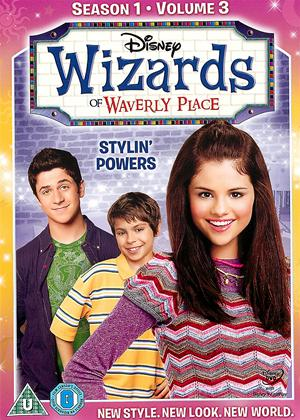 Rent Wizards of Waverly Place: Series 1: Vol.3 Online DVD Rental