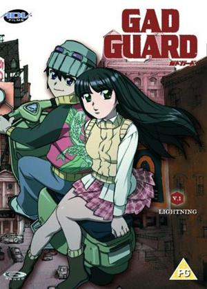 Rent Gad Guard: Vol.1 Online DVD Rental
