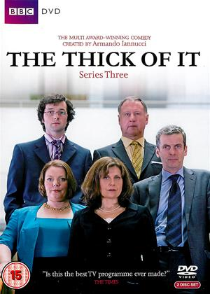 Rent The Thick of It: Series 3 Online DVD Rental