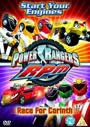 Rent Power Rangers R.P.M.: Vol.1 - 2 Online DVD Rental