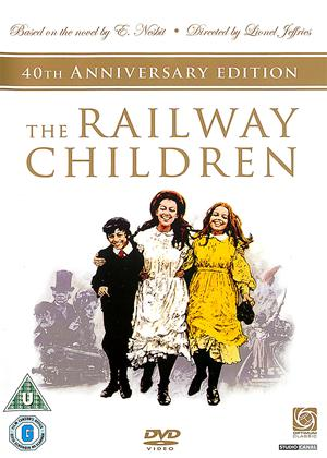 Rent The Railway Children Online DVD Rental