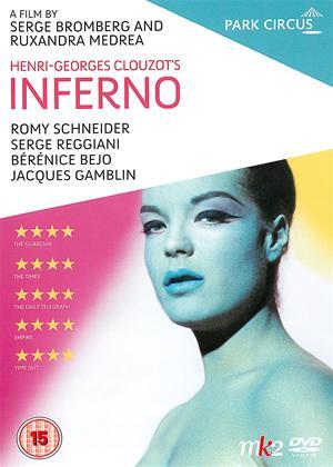 Rent Henri-Georges Clouzot's Inferno (aka L'enfer d'Henri-Georges Clouzot) Online DVD Rental