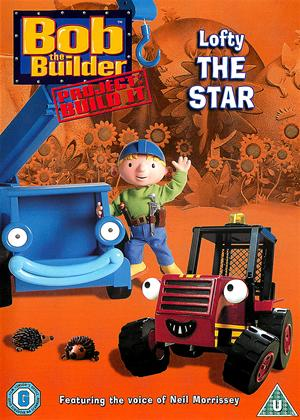 Rent Bob the Builder: Lofty the Star Online DVD Rental