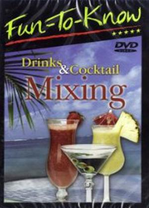 Rent Mixing Drinks and Cocktails Online DVD Rental