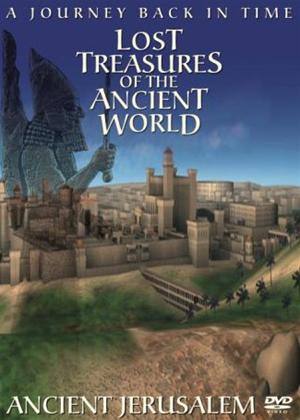 Rent Lost Treasures of the Ancient World: Ancient Jerusalem Online DVD Rental
