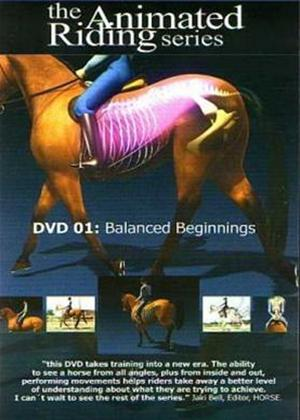 Rent The Animated Riding Series: Balanced Beginnings Online DVD Rental