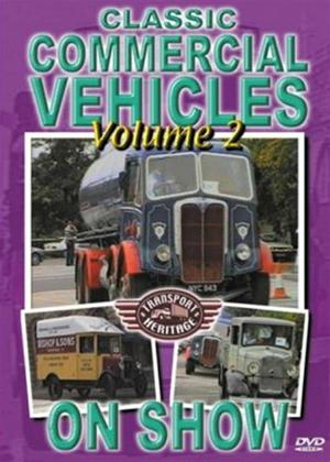 Rent Classic Commercial Vehicles: Vol.2 Online DVD Rental