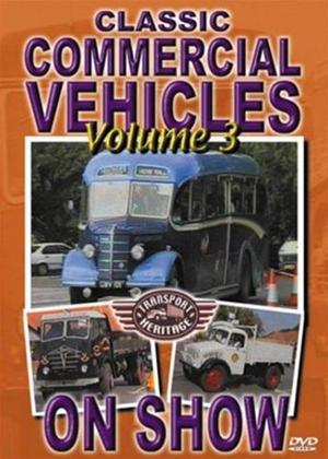 Rent Classic Commercial Vehicles: Vol.3 Online DVD Rental
