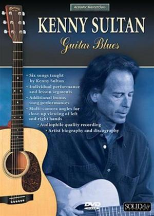 Rent Kenny Sultan: Guitar Blues Online DVD Rental