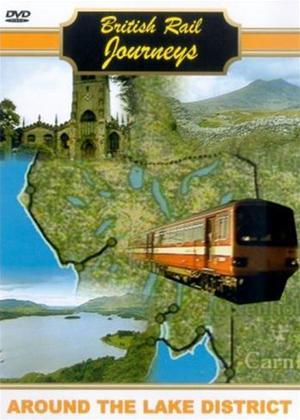 Rent British Rail Journeys: Around the Lake District Online DVD Rental