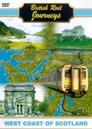 Rent British Rail Journeys: West Coast of Scotland Online DVD Rental