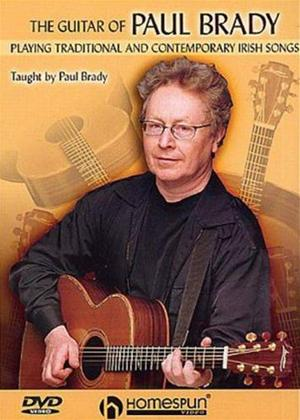 Rent The Guitar of Paul Brady: Playing Traditional and Contemporary Irish Songs Online DVD Rental